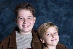 Irmãos Foto de Stock Royalty Free