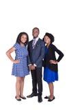 3 irmãos ou amigos Foto de Stock Royalty Free