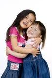 Irmãs 001 Fotografia de Stock