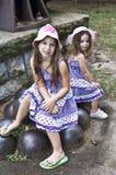 Irmãs imagens de stock royalty free