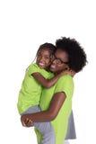2 irmãs Imagens de Stock Royalty Free
