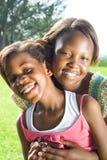 Irmãs africanas Imagem de Stock