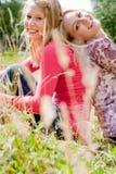 Irmãs do estilo de vida Imagens de Stock Royalty Free