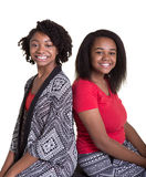 2 irmãs ou amigos Fotos de Stock Royalty Free