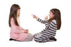 2 irmãs ou amigos Imagens de Stock Royalty Free