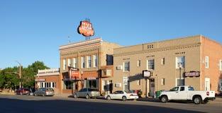 Irma Hotel Cody Wyoming Photos stock
