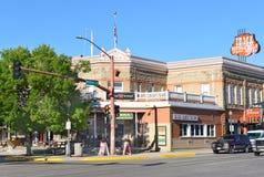The Irma Hotel Cody Wyoming Royalty Free Stock Photography