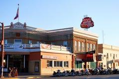Irma, o hotel legendário de Buffalo Bill em Cody, EUA fotos de stock
