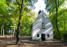 Irmgardiskapelle - kaplica w lesie zdjęcia stock