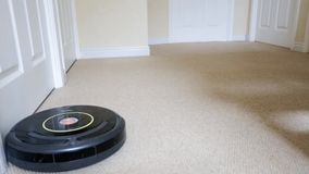 IRobot Vacuum Cleaner Royalty Free Stock Photography