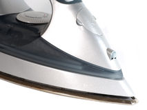 Iron. Modern styled iron Royalty Free Stock Photo