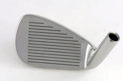 Iron. Golf club head stock images