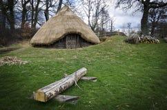 Free Iron Age Round House Royalty Free Stock Photo - 30987265