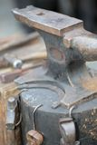 Iron anvil Royalty Free Stock Photography