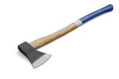 Iron axe Royalty Free Stock Photos