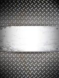 Iron background. Stock Photography