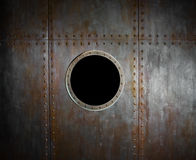 Iron background Stock Photos