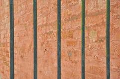 Iron bars pattern Stock Photography