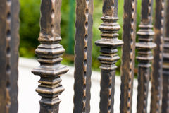 Iron bars Stock Photos