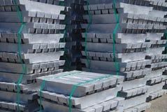 Iron bricks royalty free stock photos