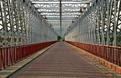 Iron bridge Stock Image