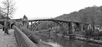 The Iron Bridge Royalty Free Stock Images