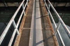 Iron bridge Royalty Free Stock Photos