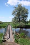 Iron bridge Royalty Free Stock Photography