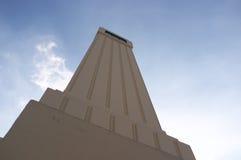 Iron Bridge pole Royalty Free Stock Photos