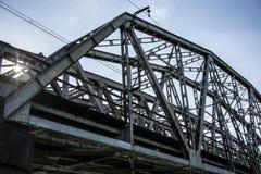 Iron Bridge Stock Images