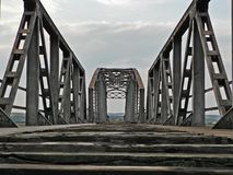 Iron bron Arkivbilder