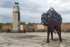 Iron Bull, Dominican Republic Royalty Free Stock Images