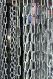 Iron chain Stock Photography