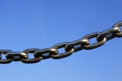 Iron chain Stock Photography