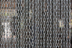 Iron chain Royalty Free Stock Image