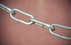 Iron chain Stock Photo