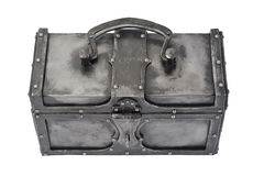 Iron chest Stock Photography