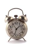Iron Clock Stock Image