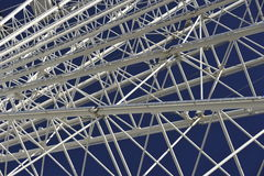 Iron Construction Royalty Free Stock Images