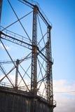 Iron construction Stock Photos