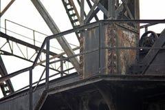Iron construction Stock Image