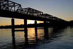 Free Iron Cove Bridge Stock Photos - 1283013