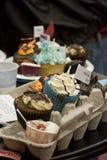 Iron Cupcake Milwaukee Stock Photography
