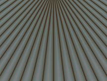 Iron Curtain. Diverging ray image as background royalty free illustration