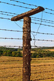 Iron Curtain Remains Royalty Free Stock Images