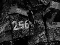 Iron debris Stock Photo