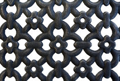 Iron Design Stock Image