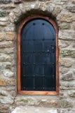 Iron door Royalty Free Stock Photos