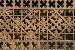 Iron door Royalty Free Stock Photography
