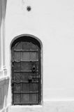 Iron Door Orthodox Church. Royalty Free Stock Photography